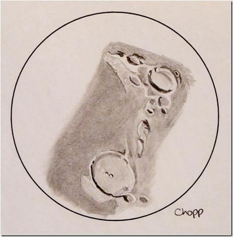Gassendi and Mersenius Craters - September 17, 2013