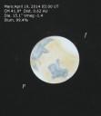 Mars April 19, 2014