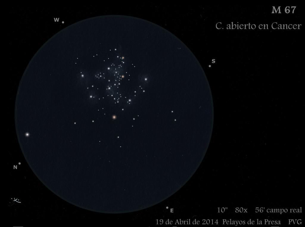 Messier 67 (NGC 2682)