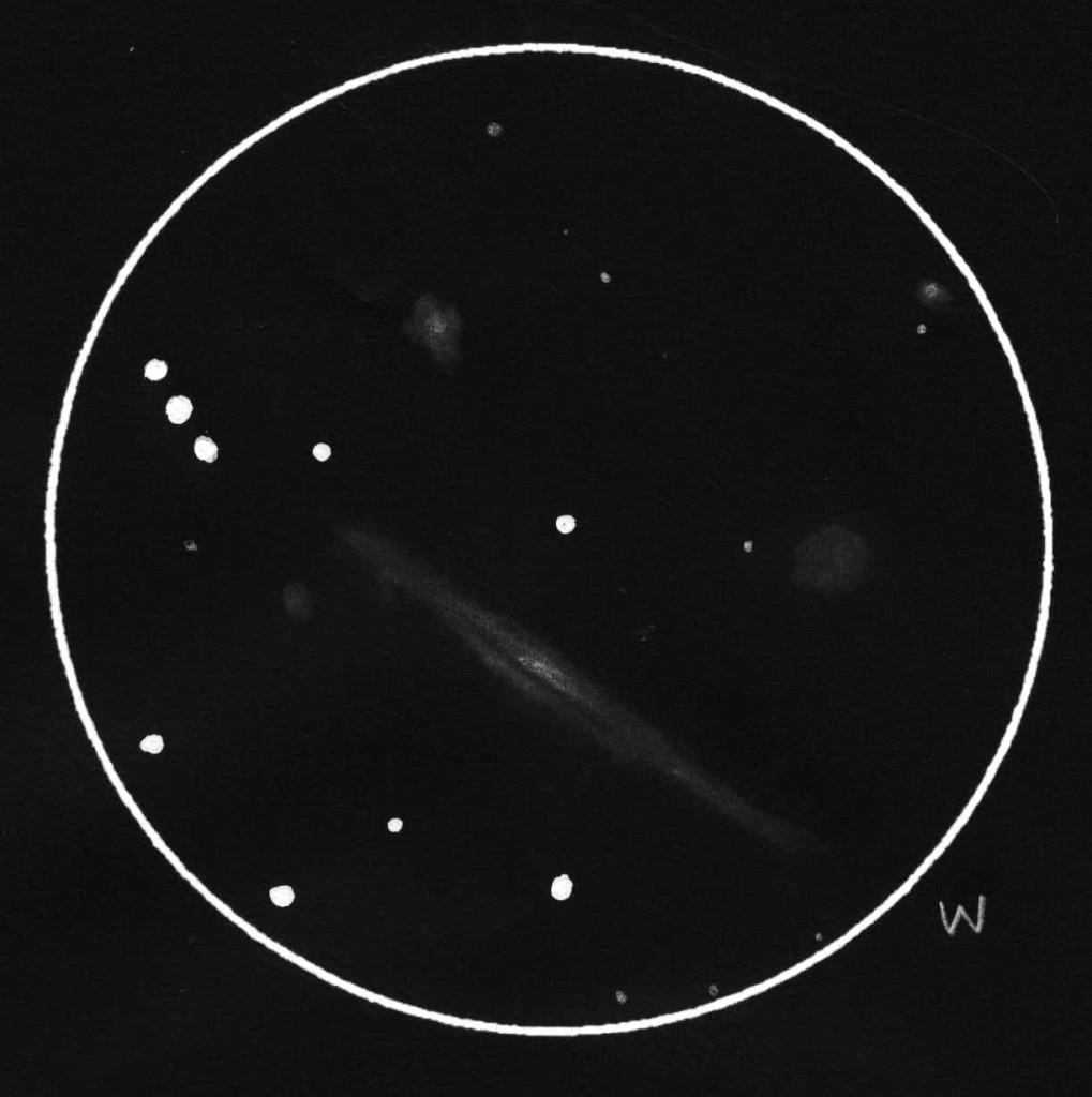 Galaxy NGC 5529