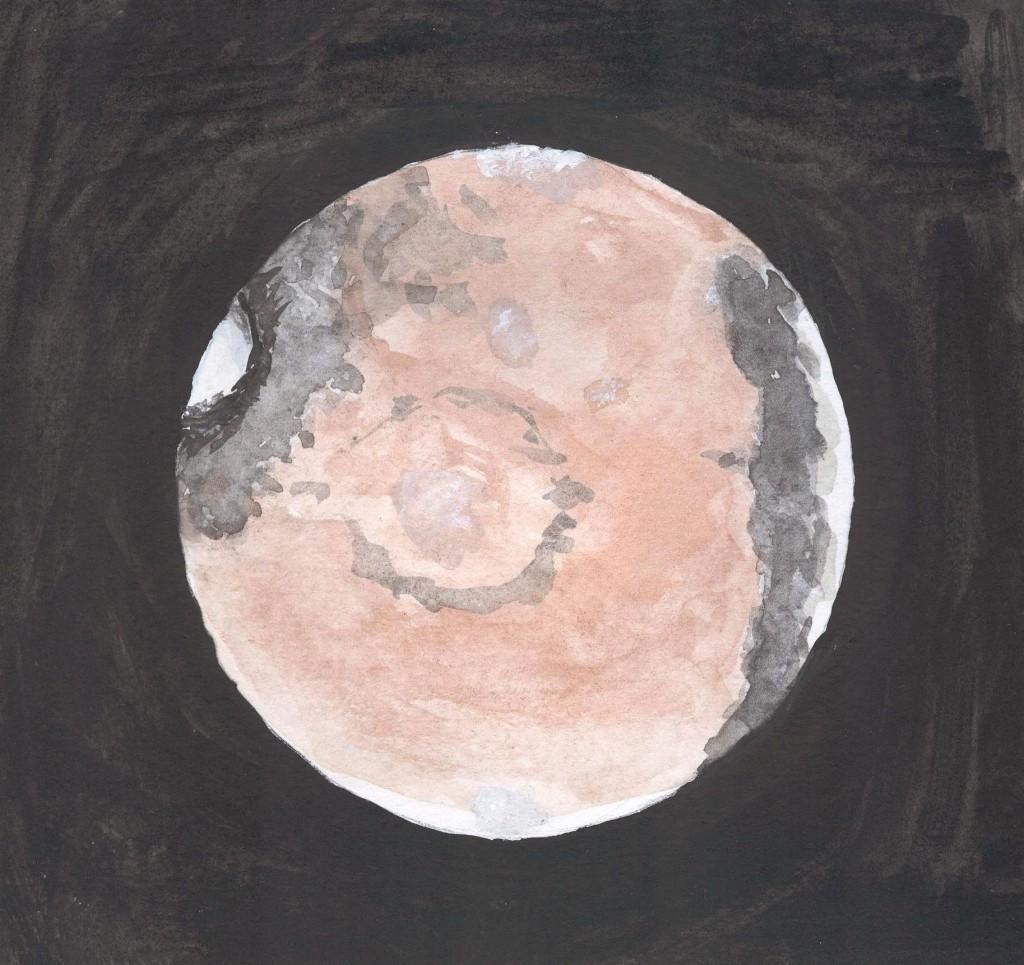 Mars - April 30, 2014