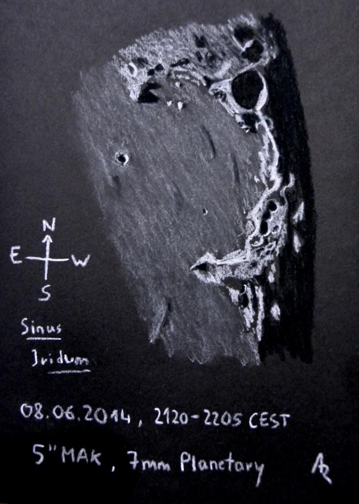 Sinus Iridum - June 8, 2014