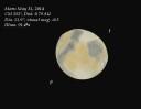 Mars: 02:00UT May 31, 2014