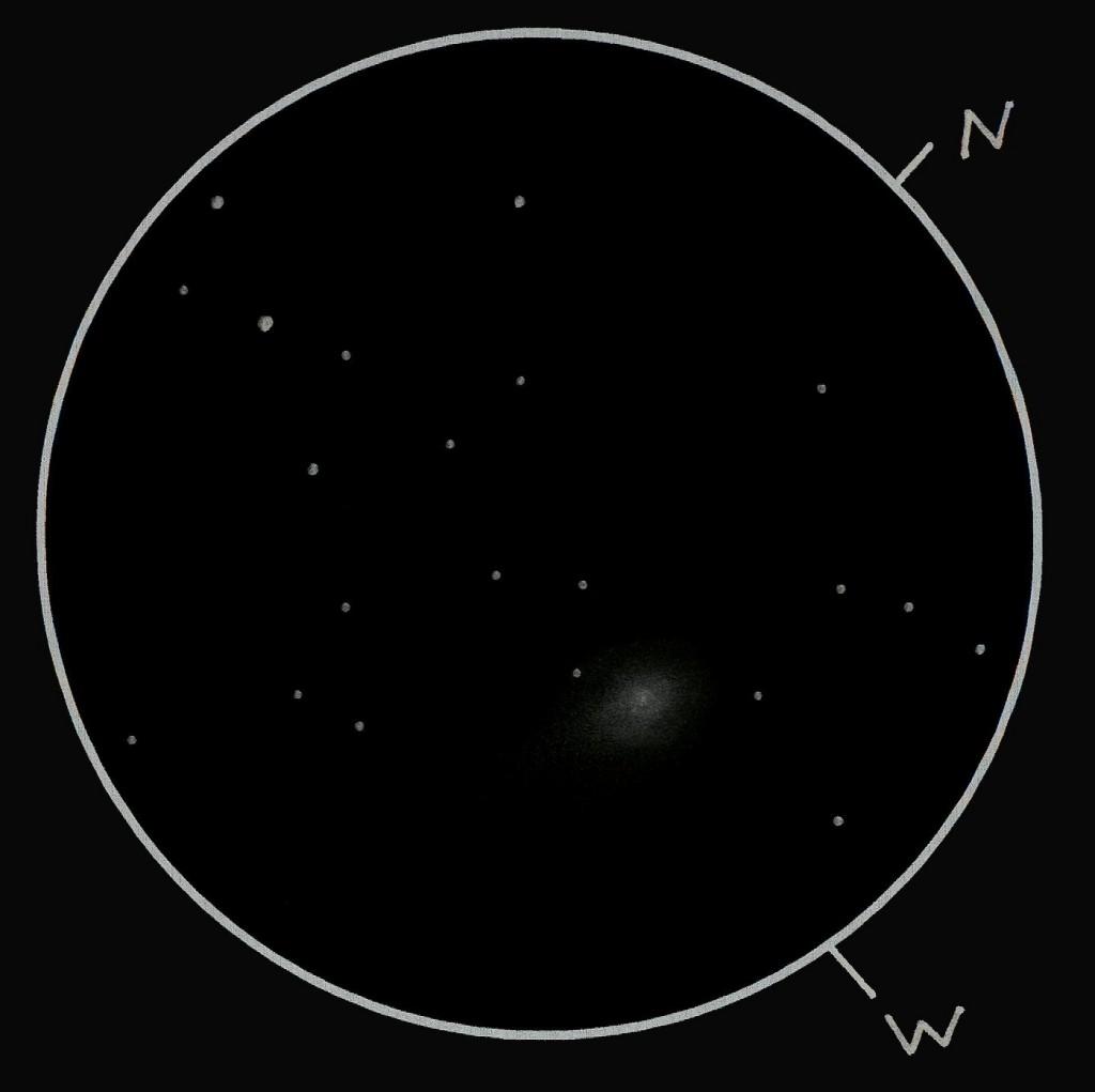 Comet C/2014 E2 (Jacques) - September 23, 2014