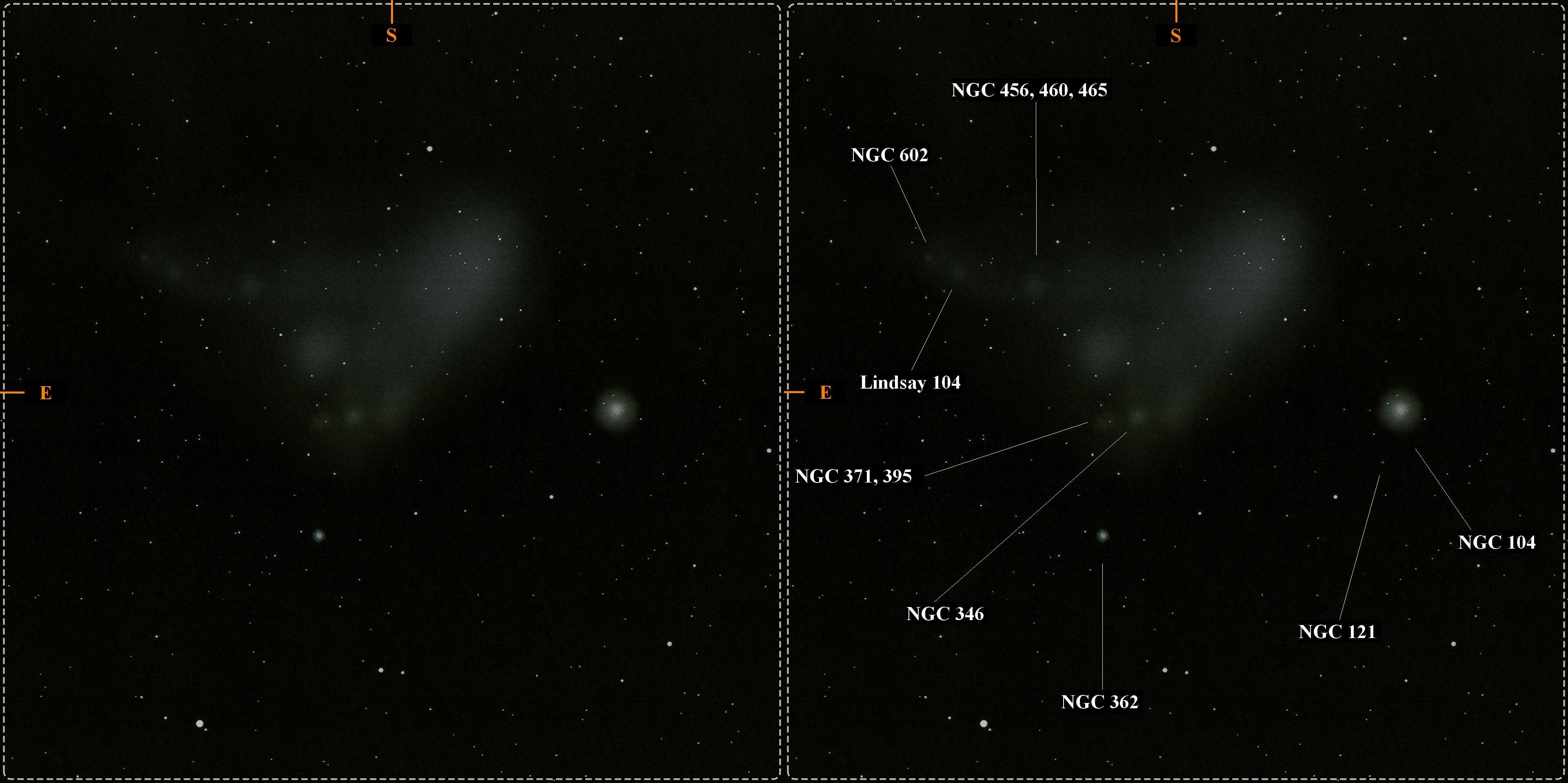 sketch of major components with milky way galaxy - photo #24