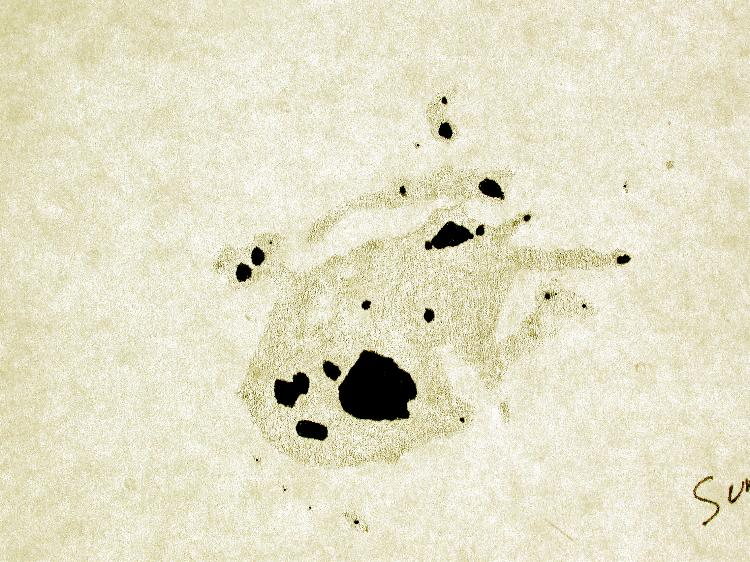 Sunspot group 2192 - October 21, 2014