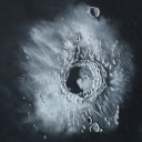 Lunar crater Copernicus - November 3, 2014