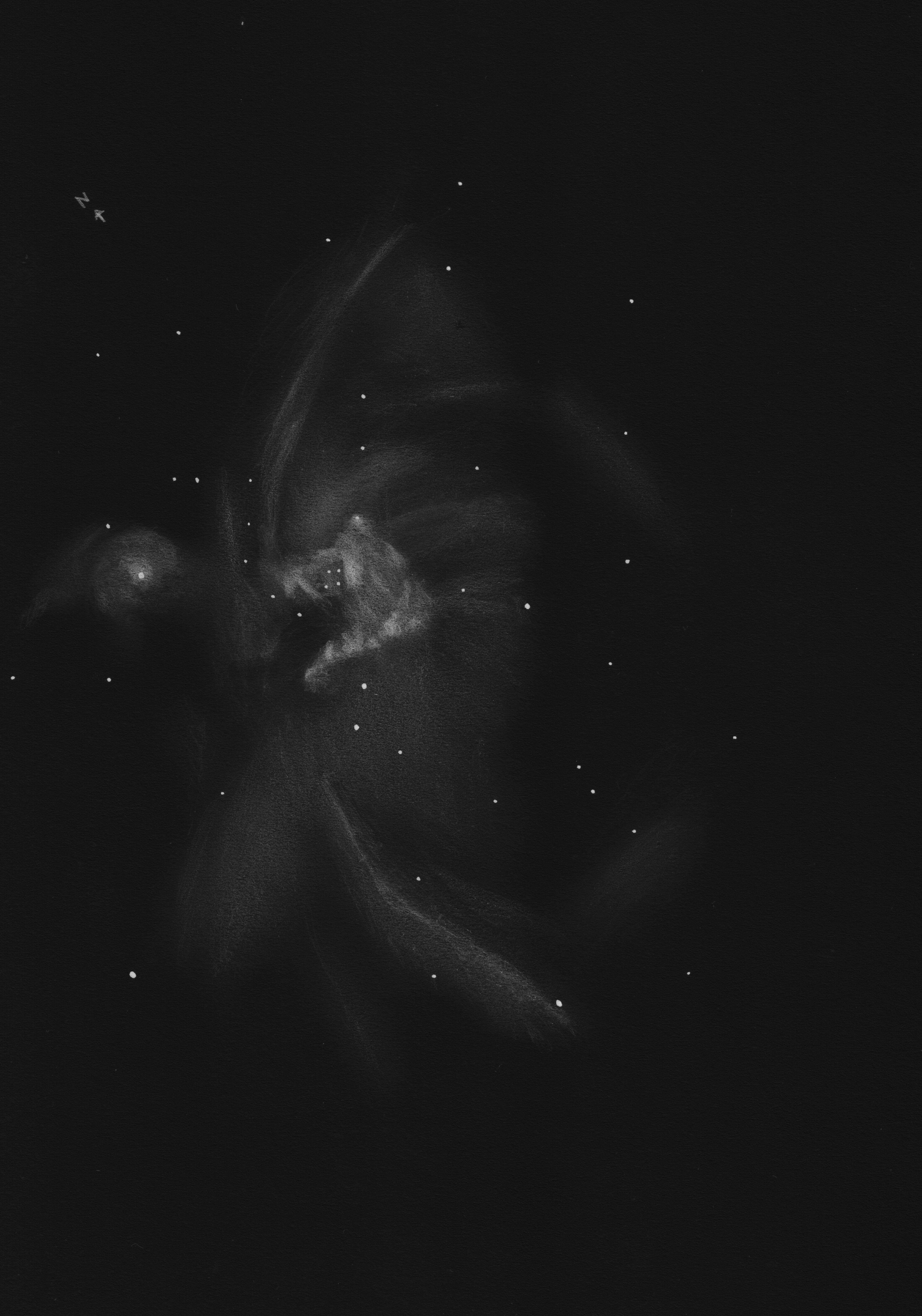 Deep SkySketch