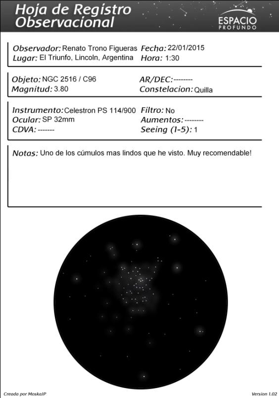 NGC 2516