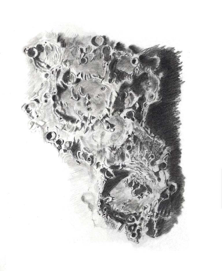 Thebit Purbach Regiomontanus Walter Craters
