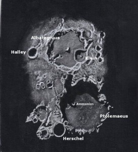 Western Highland Peninsula Craters