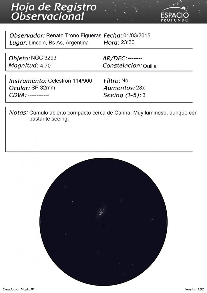 NGC 3293